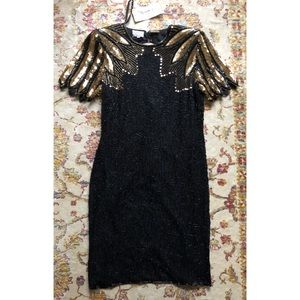 NWT Vintage Stenay Sequin Dress